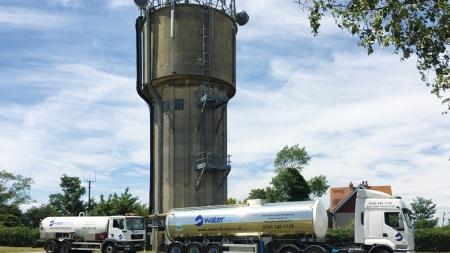 Water supply interruption; incident management