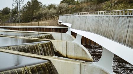 Flood protection scheme opens