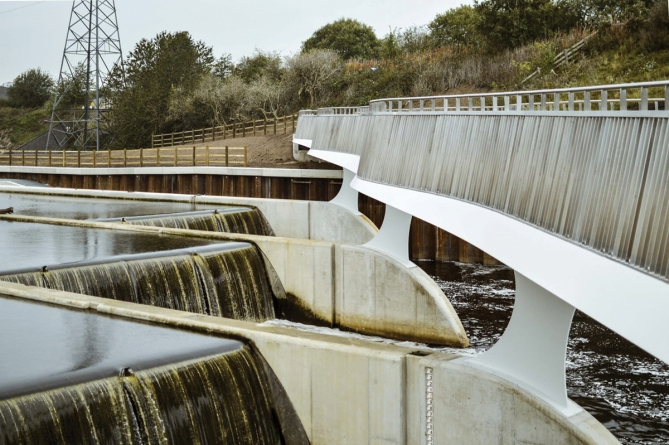 Flood protection scheme opens