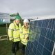 £7 million NI Water Renewable Energy Scheme gets underway in Antrim