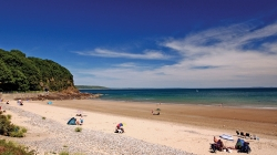 Dwr Cymru Welsh Water is to invest £1.5million on a project to improve the bathing water quality in Saundersfoot