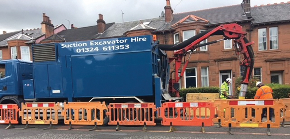 Major investment in specialist pipe installation