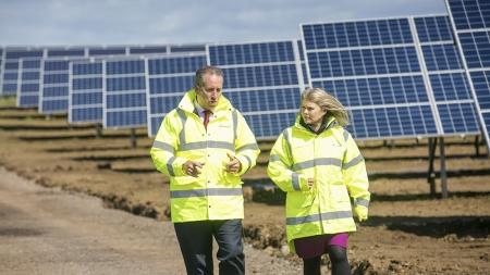 Leading the way in renewable energy