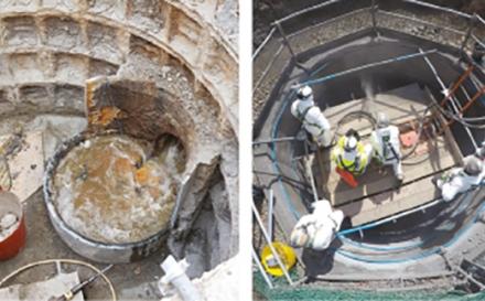Bournemouth CIS Tunnel Renovation: A Technical Narrative
