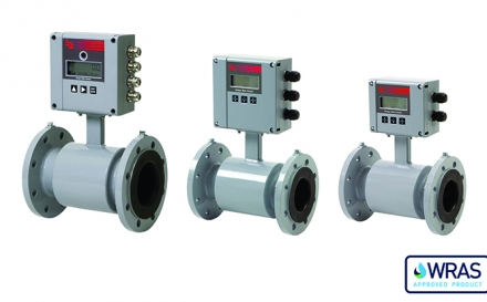 WRAS approval granted for Mag Flow Meters