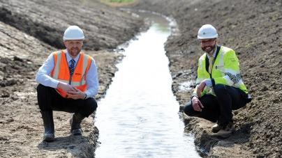 'Rainwise' initiative aims to tackle urban creep and climate change