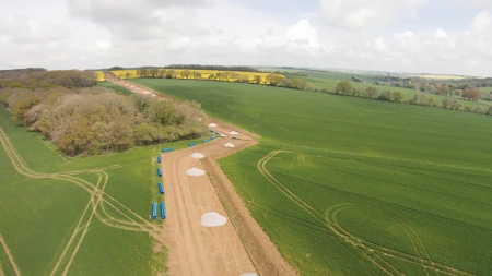 Wessex Water's new water supply grid