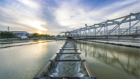 Solutions for the Wastewater Treatment Industry