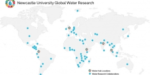 Working to achieve water security for all