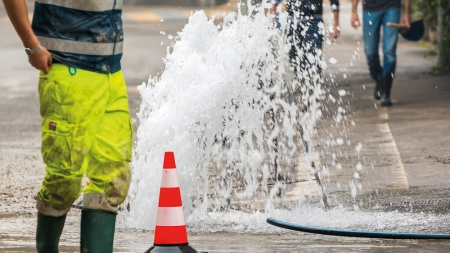 Geospatial AI – fresh insights into water network failures